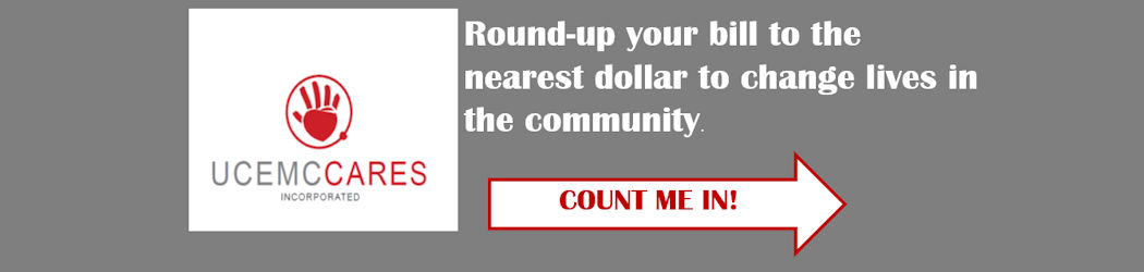 UCEMC Cares Round Up Banner