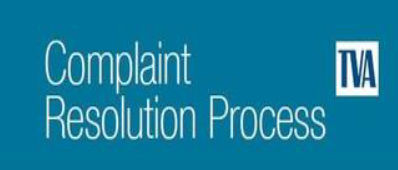 Complain Resolution Process with TVA