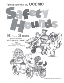 Safety Hounds For Kids with UCEMC