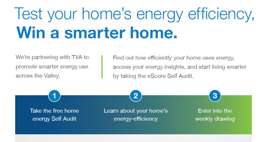 Test Your Homes Energy Efficiency