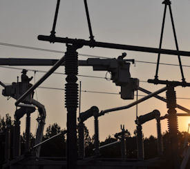 Substations Powering The Upper Cumberland with UCEMC