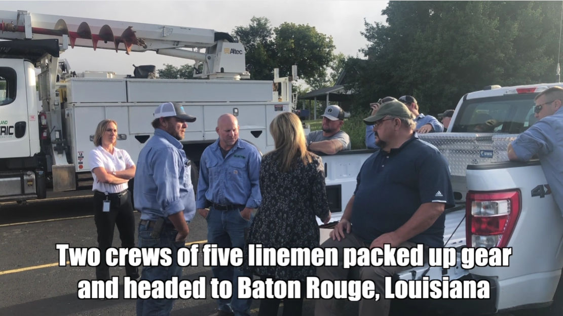 UCEMC-Crews-Head-To-Baton-Rouge-to-help-Storm-Victims