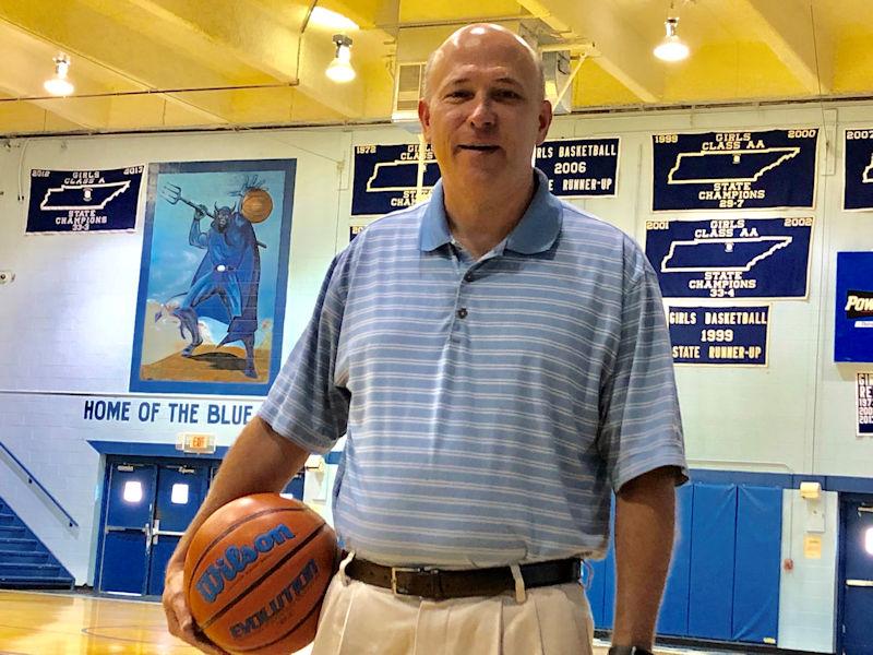 Coach Jim Bown