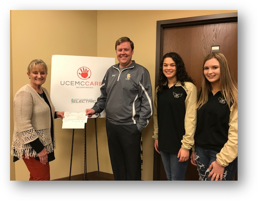 UCEMC Cares - Smith County High School Girls Soccer Team