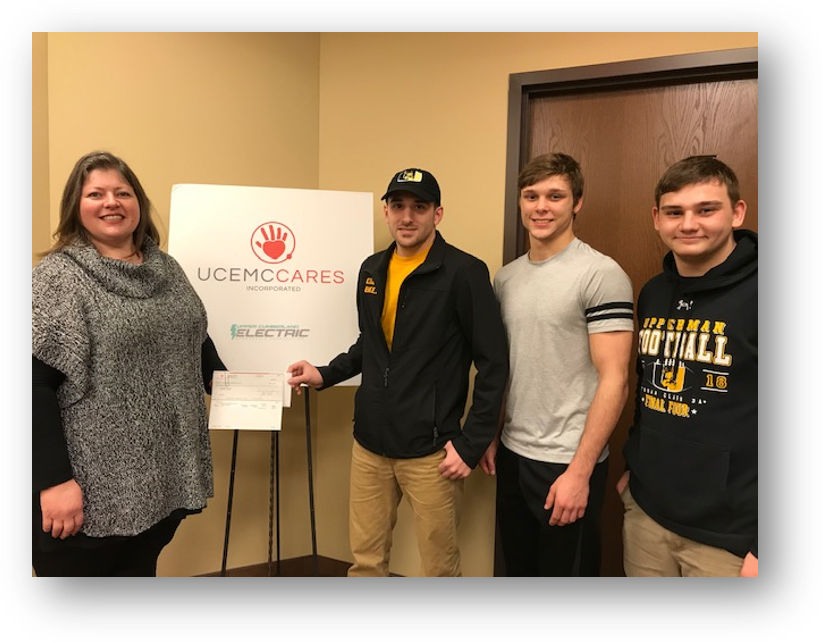 UCEMC Cares - Upperman High School Wrestling Team Booster Club